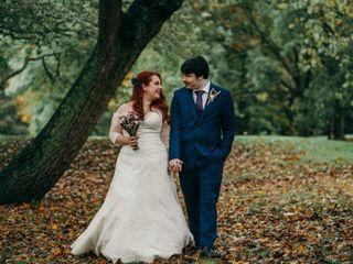 Chelsea & Kieron's wedding