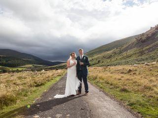 Deirdre & Eoghen's wedding 1