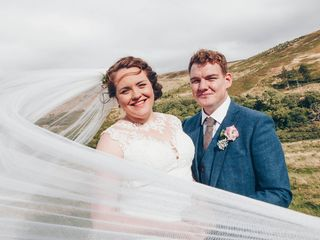 Deirdre & Eoghen's wedding