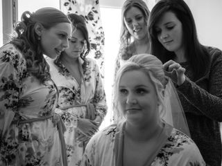 Mark and Lis's wedding in Bolton, Greater Manchester 3