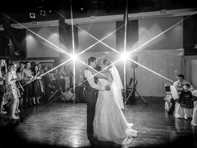 Mark and Lis's wedding in Bolton, Greater Manchester 1