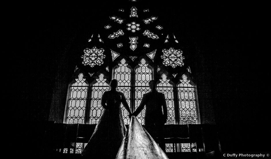 Mark and Lis's wedding in Bolton, Greater Manchester