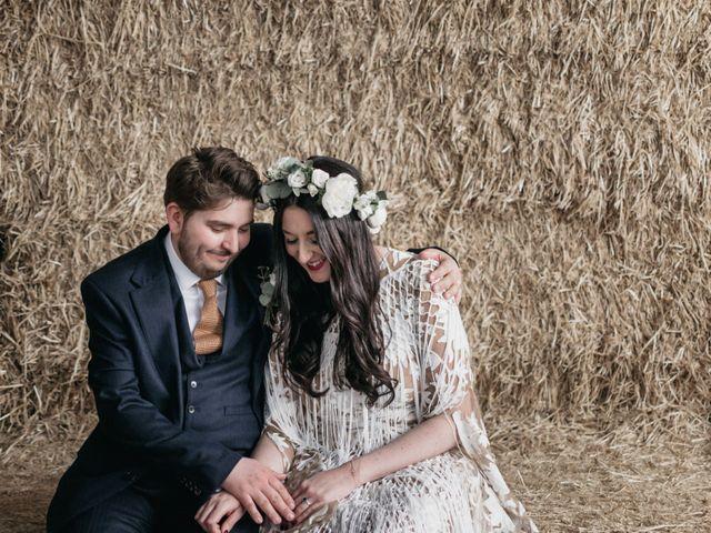 Joseph and Ellen's wedding in Knutsford, Cheshire 3