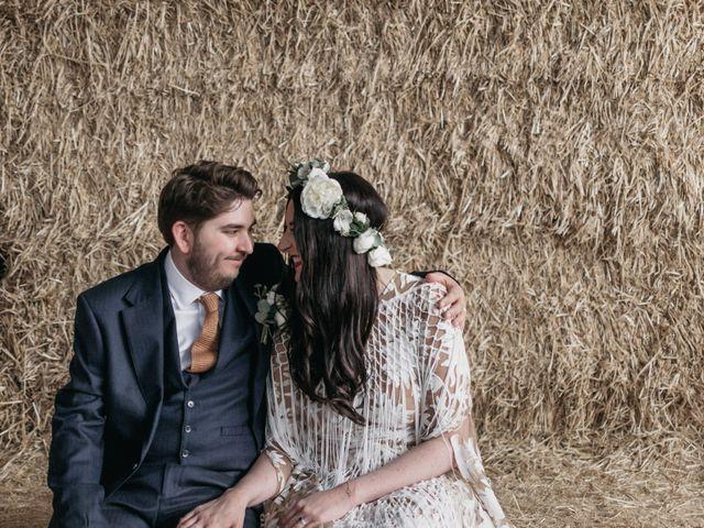 Joseph and Ellen's wedding in Knutsford, Cheshire 4