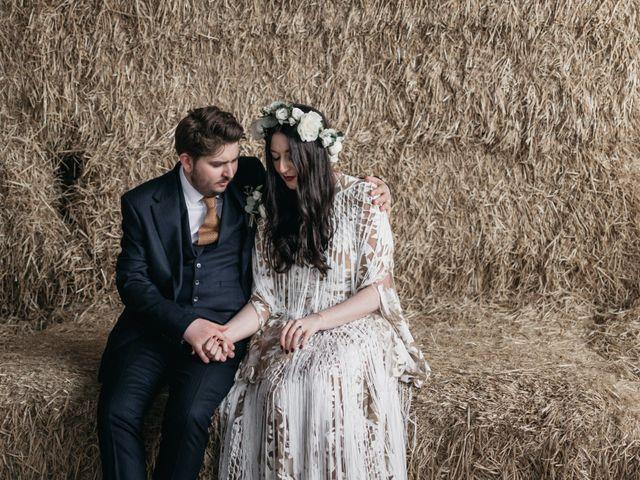 Joseph and Ellen's wedding in Knutsford, Cheshire 5