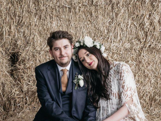 Joseph and Ellen's wedding in Knutsford, Cheshire 7