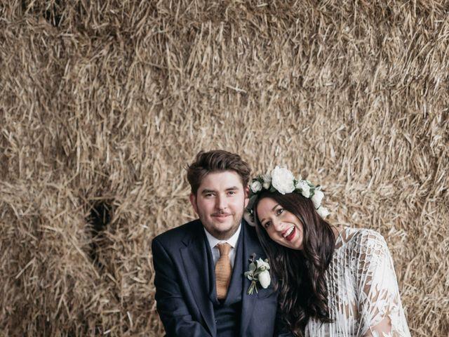 Joseph and Ellen's wedding in Knutsford, Cheshire 8