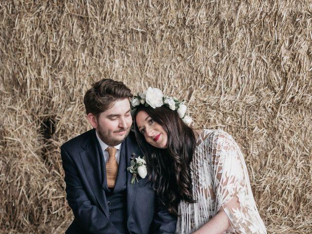 Joseph and Ellen's wedding in Knutsford, Cheshire 9