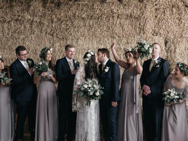 Joseph and Ellen's wedding in Knutsford, Cheshire 2