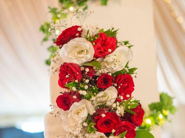 Jess and Matt's wedding in Worthing, West Sussex 1