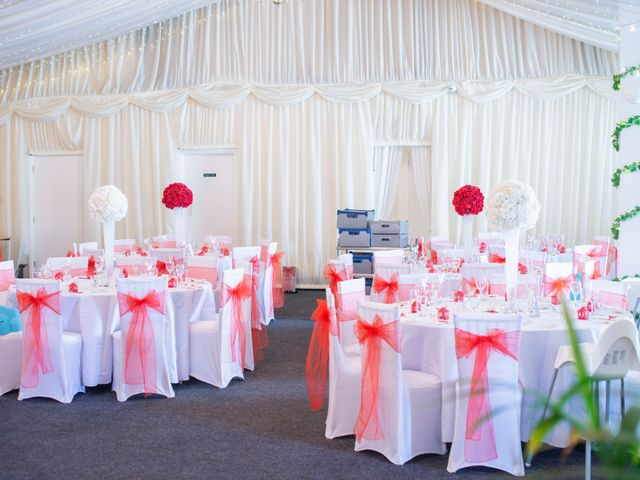 Jess and Matt's wedding in Worthing, West Sussex 3