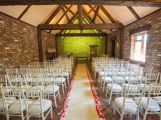 Jess and Matt's wedding in Worthing, West Sussex 4