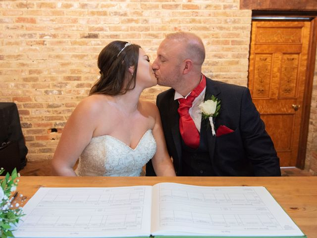 Jess and Matt's wedding in Worthing, West Sussex 5