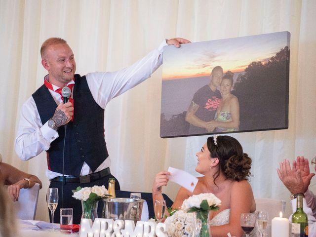 Jess and Matt's wedding in Worthing, West Sussex 6