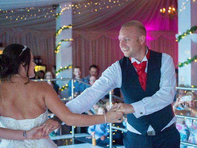 Jess and Matt's wedding in Worthing, West Sussex 8