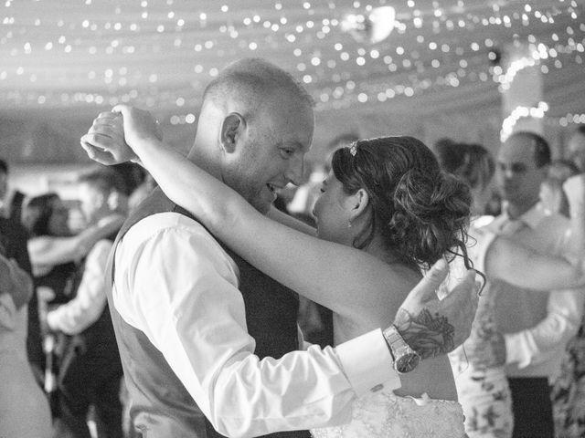 Jess and Matt's wedding in Worthing, West Sussex 9