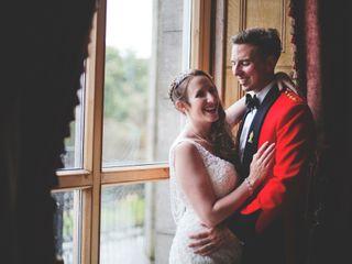 Andrew & Charlotte's wedding