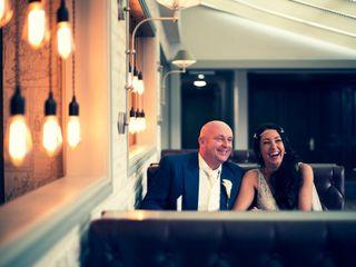 Anthony & Tina's wedding