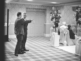 Chris & Julie's wedding 2