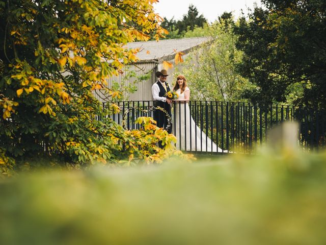 Shona & Daniel's wedding