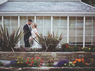 Ian & Charlotte's wedding