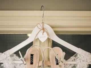 Vicky & Lee's wedding 1