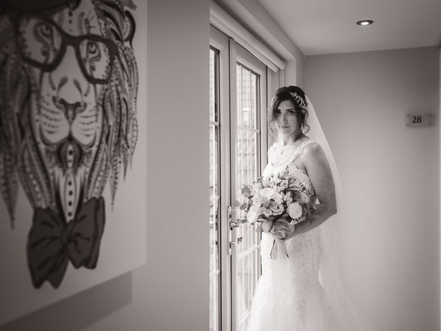 Lee and Vicky's wedding in St Ives, Cambridgeshire 8