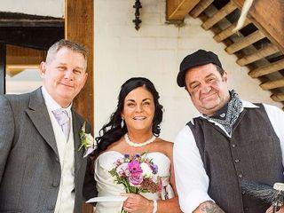 Susanne & James 's wedding 1