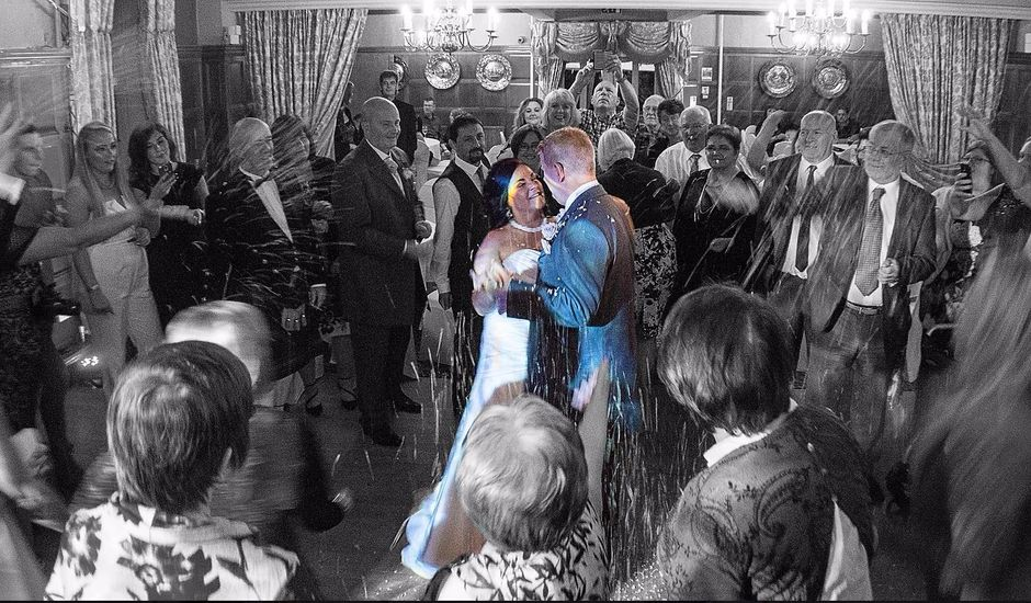 James  and Susanne's wedding in Barnby Moor, Nottinghamshire