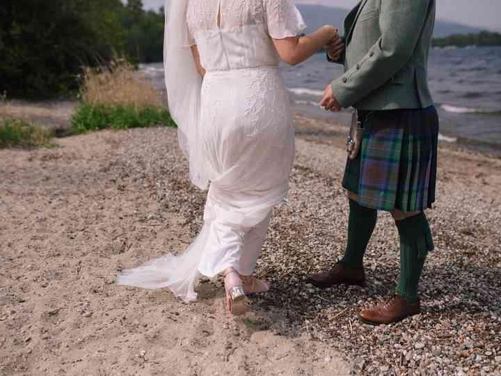 Stephanie & Alan's wedding