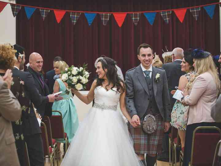 Leanne & Colin's wedding