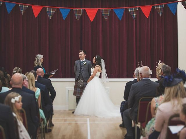 Colin and Leanne's wedding in Campbeltown, Argyll and Bute 10