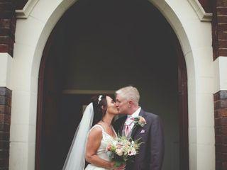 Sam & Karen's wedding