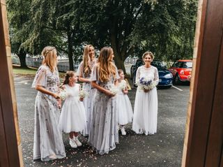 Chantelle & Michael's wedding 2