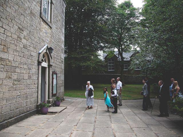 Ilona and Slawomir's wedding in Bury, Lancashire 9