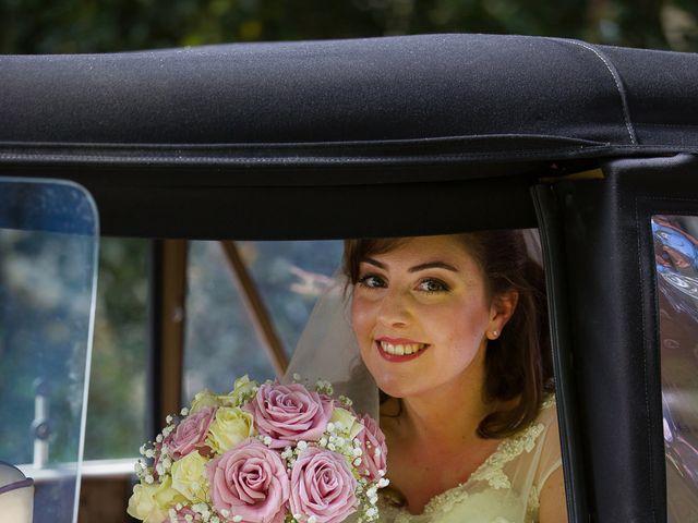 Phil and Natalie's wedding in Hatfield, Hertfordshire 5