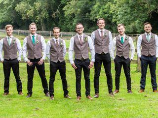 Tish & Tim's wedding 2
