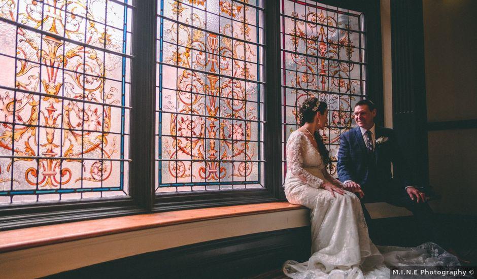 Anne & Tony's wedding