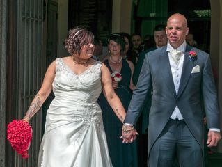 Aisha & Wayne's wedding