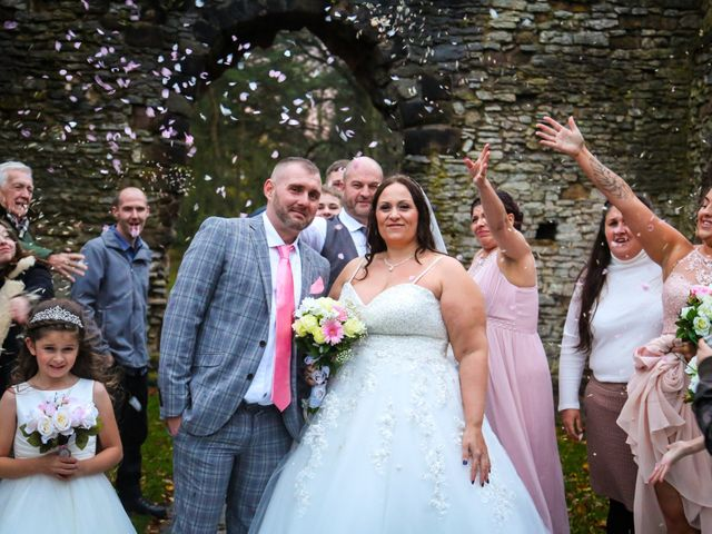 Carl and Louise's wedding in Dudley, West Midlands 2