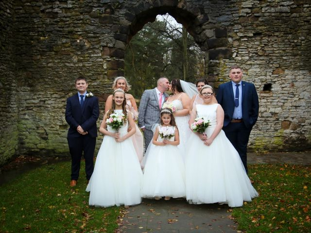 Carl and Louise's wedding in Dudley, West Midlands 10