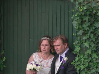 Amanda & Andy's wedding 1
