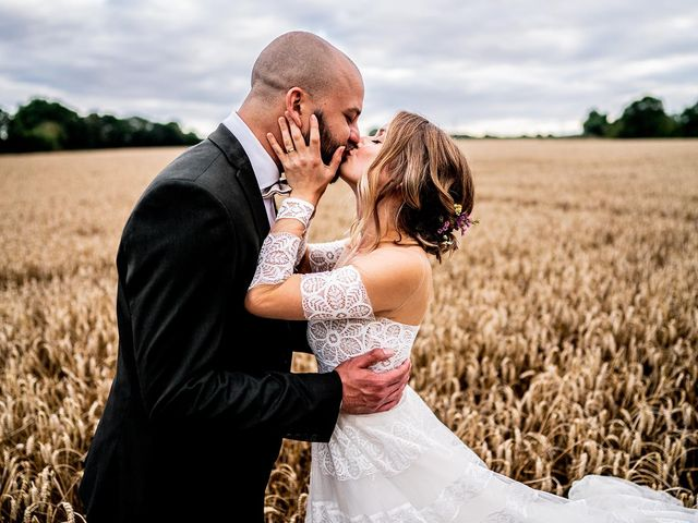 Carrie & Ryan's wedding
