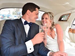 Zoe & Warren's wedding