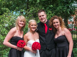 Samantha & Dan's wedding 1