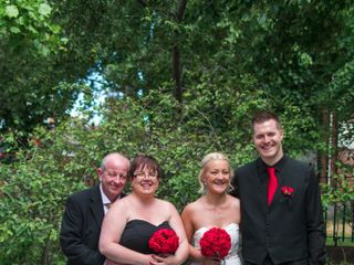 Samantha & Dan's wedding 2