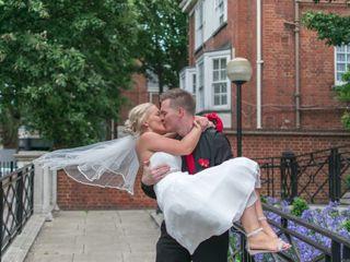 Samantha & Dan's wedding