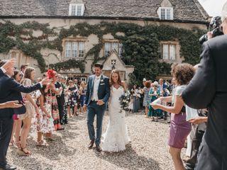Piper & Seth's wedding