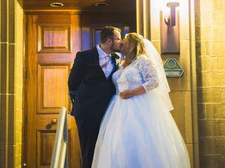 Stephanie & Brendan's wedding