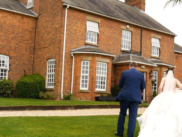 John and Rachel's wedding in Trowell, Nottinghamshire 7